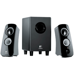 Kijkshop - Logitech Speakerset Z-323