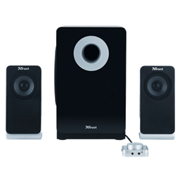 Kijkshop - Trust Speakerset Soundforce Presto 2.1