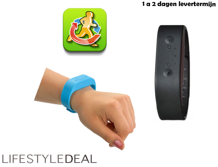 Lifestyle Deal - Bluetooth Sportarmband + App 9,95