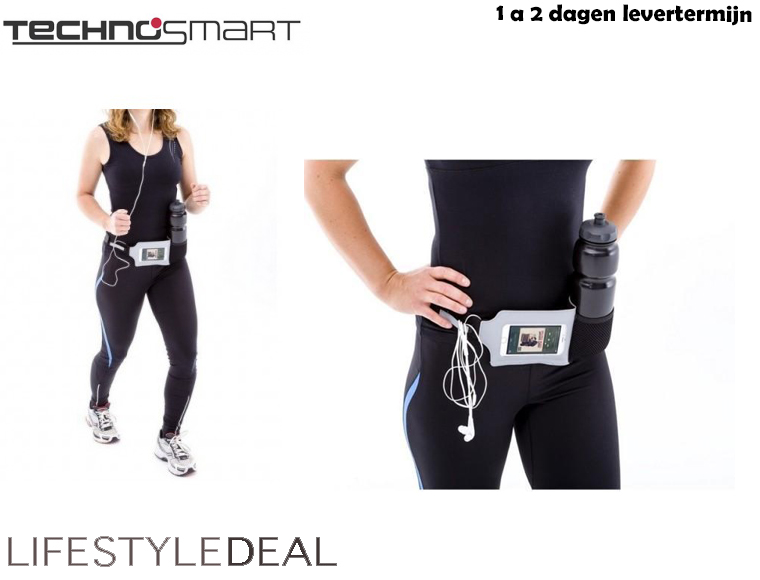 Lifestyle Deal - Comfortabele Sport Heupband