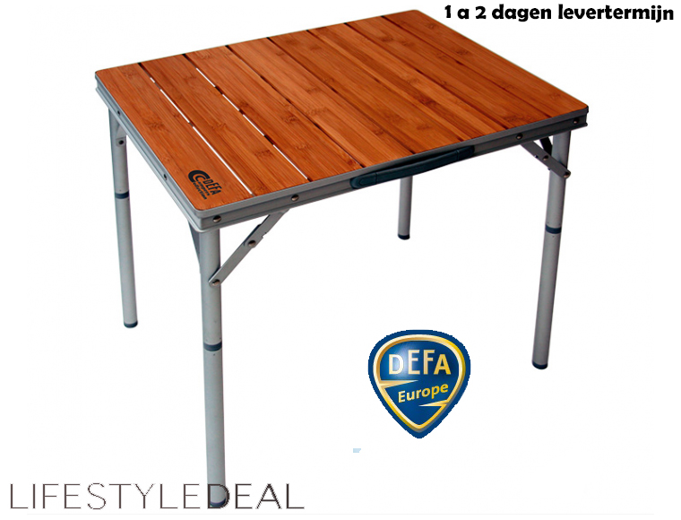 Lifestyle Deal - Defa Woodline Tafel
