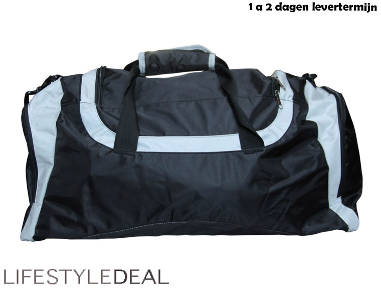 Lifestyle Deal - Grote Basic Sporttas