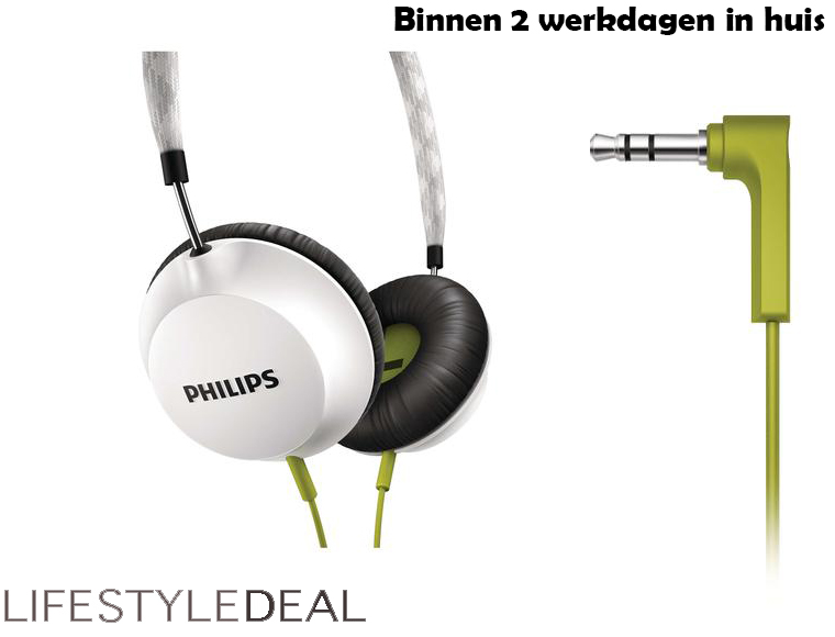 Lifestyle Deal - Originele Philips Koptelefoon