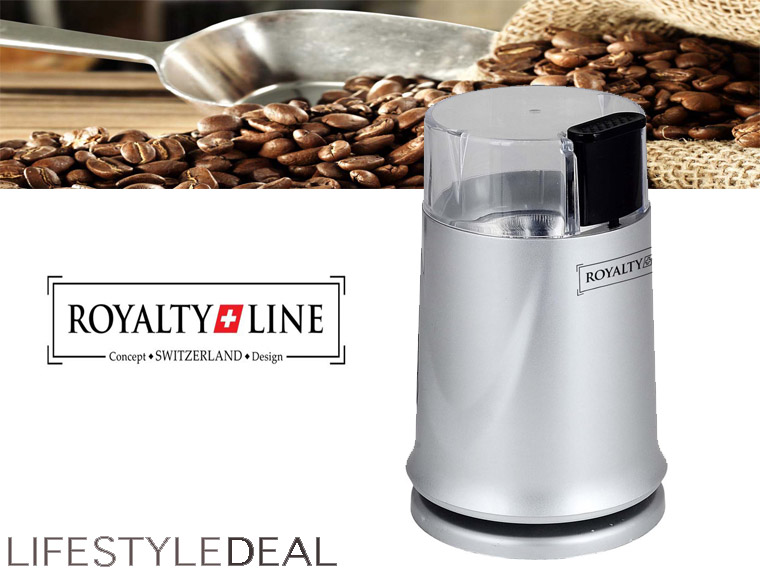 Lifestyle Deal - Royalty Line Koffie Grinder