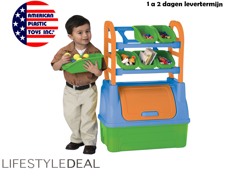 Lifestyle Deal - Toys Kid's Speelgoed Opbergbox