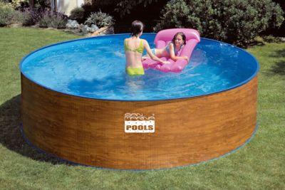Sunshine frame zwembad 350 cm dagelijkse koopjes en for Frame zwembad aanbieding