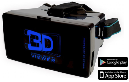 Marge Deals - 3D Virtual Reality Bril