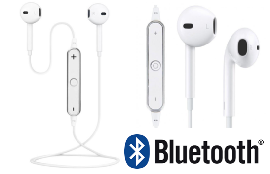 Marge Deals - Bluetooth 4.1 Oordopjes