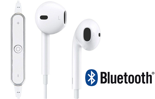 Marge Deals - Bluetooth Oordopjes 1+1 Gratis