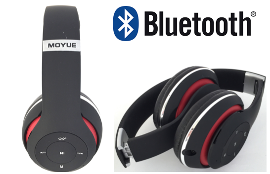 Marge Deals - Bluetooth Stereo Koptelefoon M-018