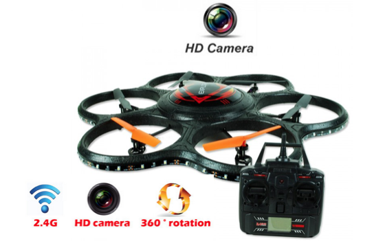 Marge Deals - Drone Explorer V-108 Hd Camera