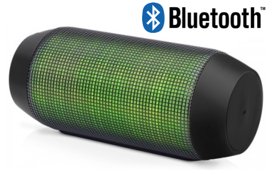 Marge Deals - Led Light Bluetooth Speaker