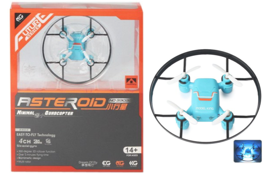 Marge Deals - Mini Drone Asteroid