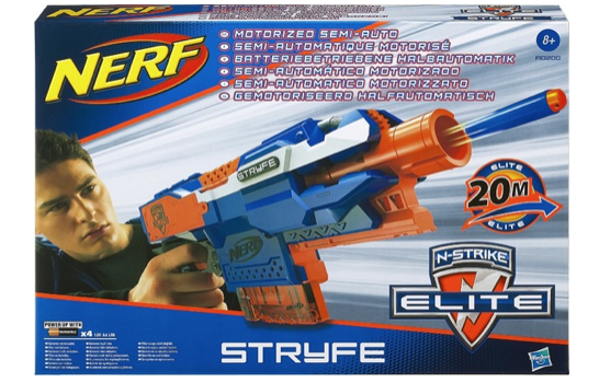 Marge Deals - Nerf N-strike Elite Stryfe Blaster