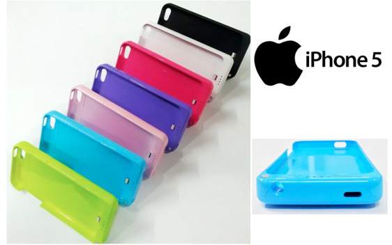 Marge Deals - Power Bank Voor Iphone5 High Gloss