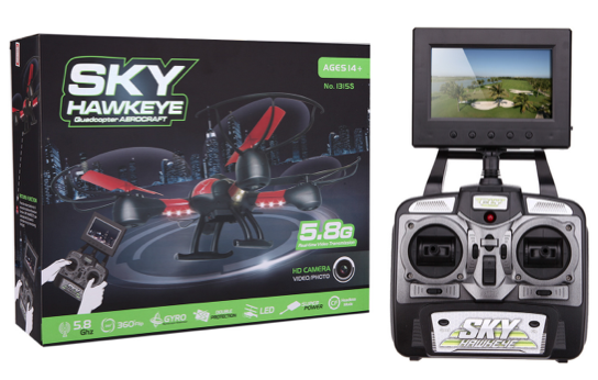 Marge Deals - Sky Hawkeye Real Time Drone