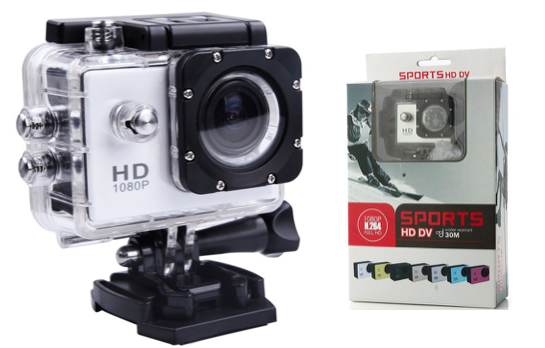 Marge Deals - Sport Pro Action Camera