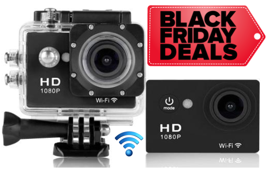 Marge Deals - Sport Pro Hd Action Camera Wifi