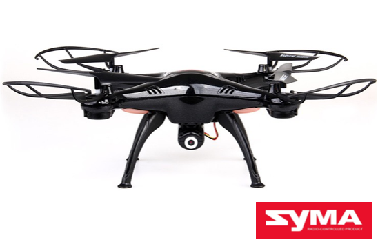 Marge Deals - Syma Drone X5sc Hd Camera