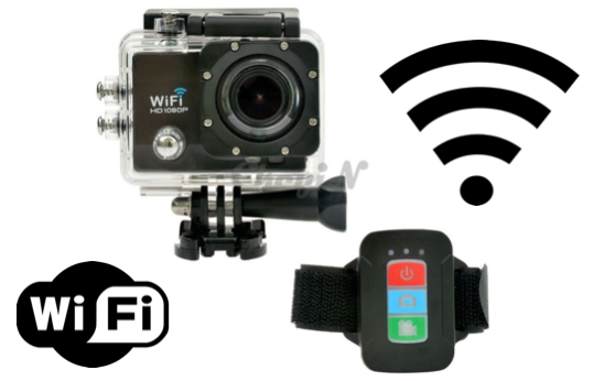 Marge Deals - Wifi Sport Pro Hd Action Camera