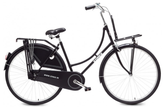 Marge Deals - Zonix 28Inch Omafiets