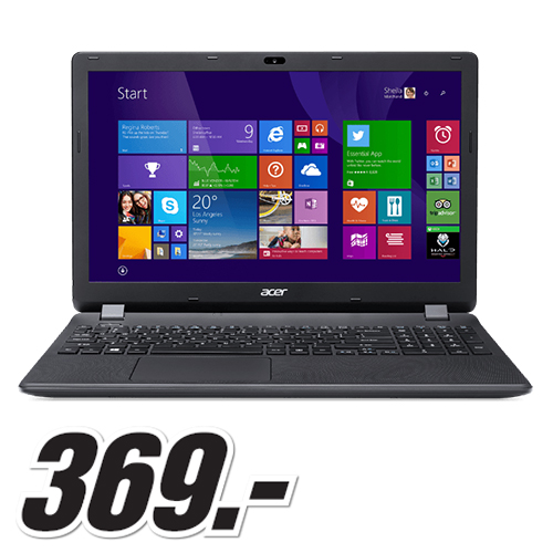 Media Markt - Acer Laptop
