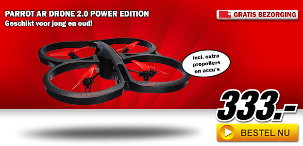 Media Markt - PARROT AR Drone 2.0 Power Edition