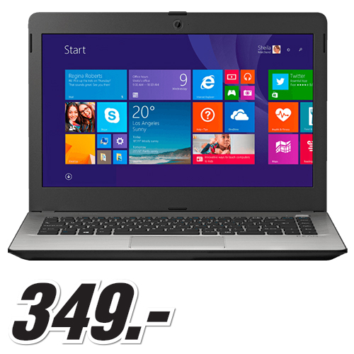 Media Markt - Peaq laptop