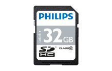 Media Markt - PHILIPS 32 GB SDHC CLASS 10