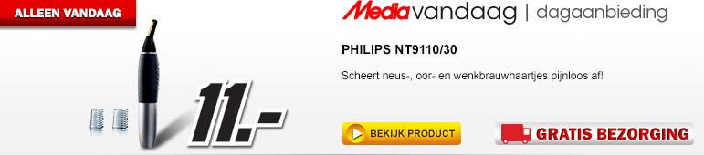 Media Markt - PHILIPS NT9110/30