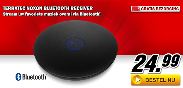 Media Markt - TERRATEC NOXON Bluetooth Receiver