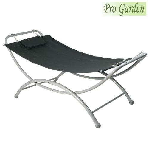 Aanbieding Hangmat Met Standaard.Hangmat Met Standaard Van Pro Garden Dagelijkse Koopjes En
