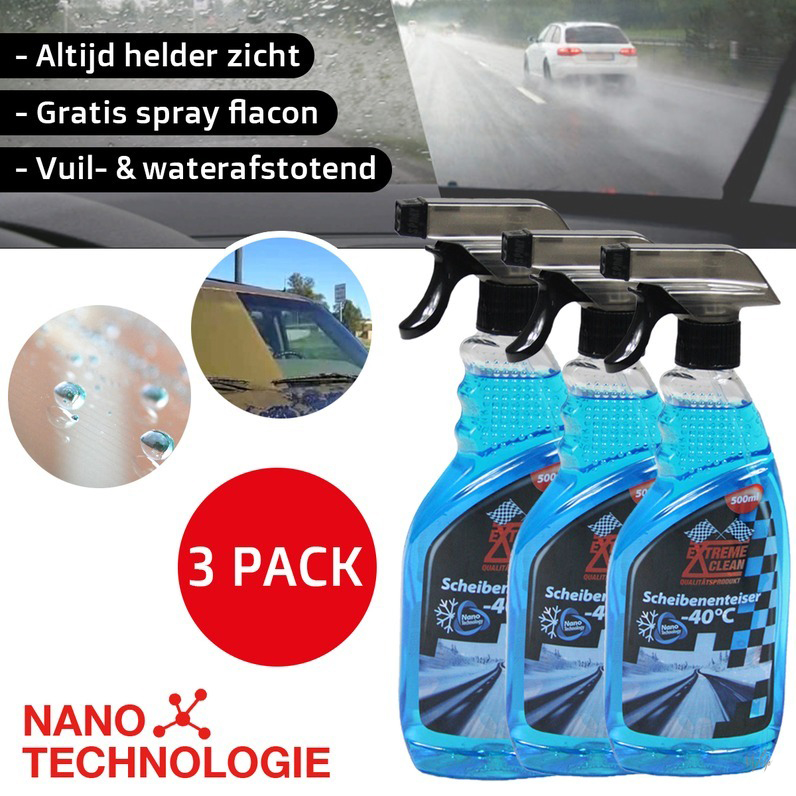 One Day For Ladies - 3 pack nano vloeistof