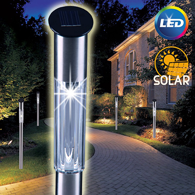 One Day For Ladies - 5 Solar tuinlampen