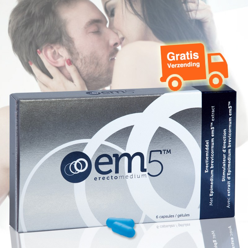 One Day For Ladies - 6 capsules erectie pillen