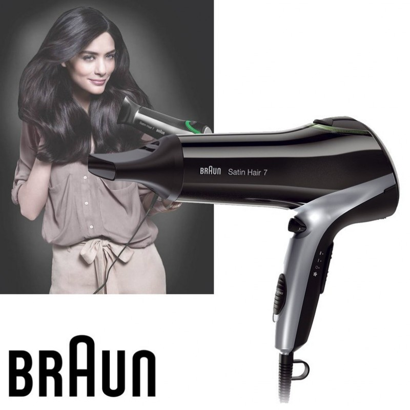 One Day For Ladies - Braun haardroger