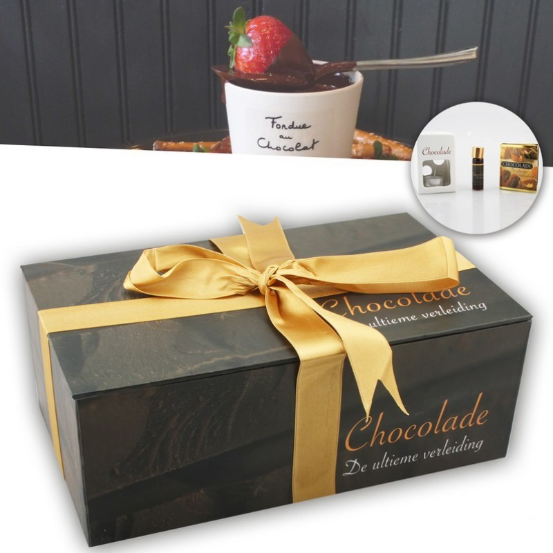 One Day For Ladies - Chocolade giftbox XXL