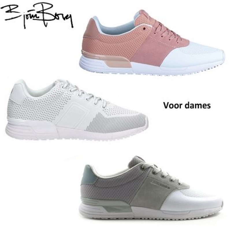 One Day For Ladies - Dames sneakers van Bjorn Borg