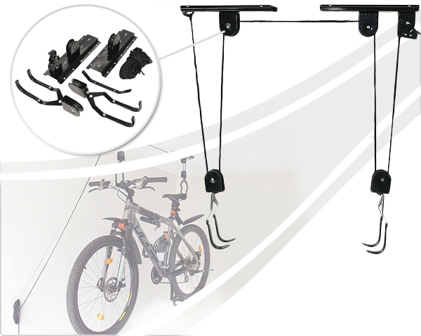 One Day For Ladies - De fiets lift