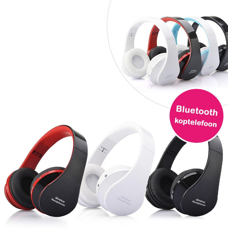 One Day For Ladies - Draadloze bluetooth koptelefoon