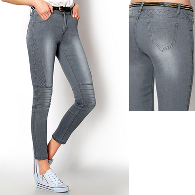 One Day For Ladies - Driekwart jeans