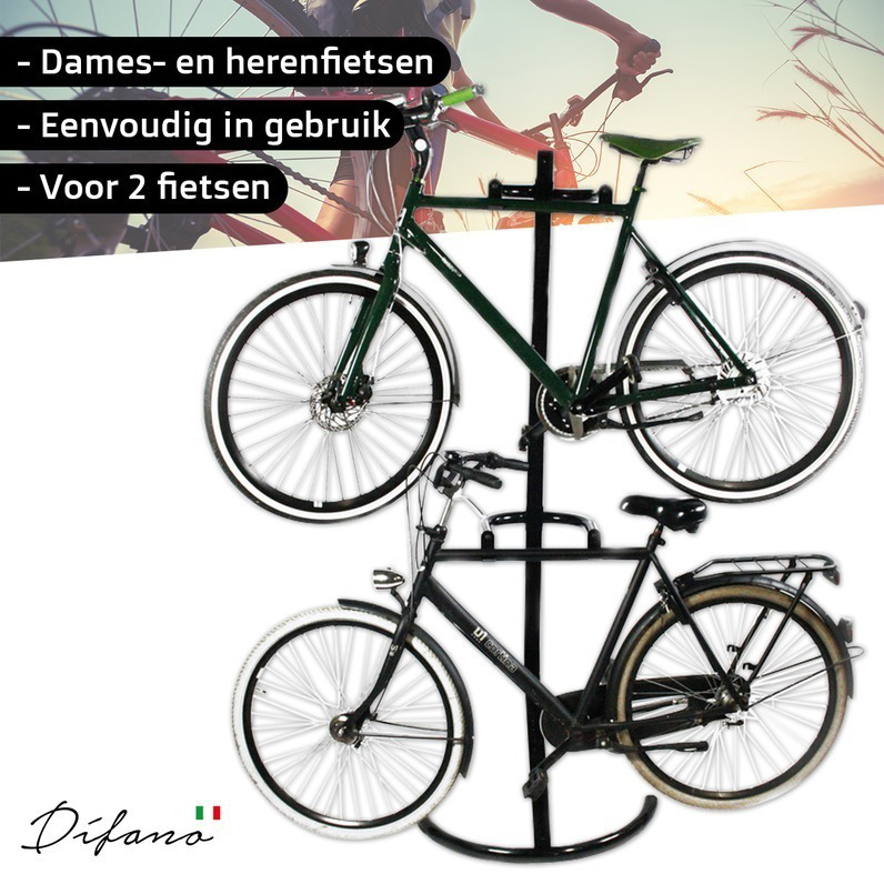 One Day For Ladies - Fiets stellage