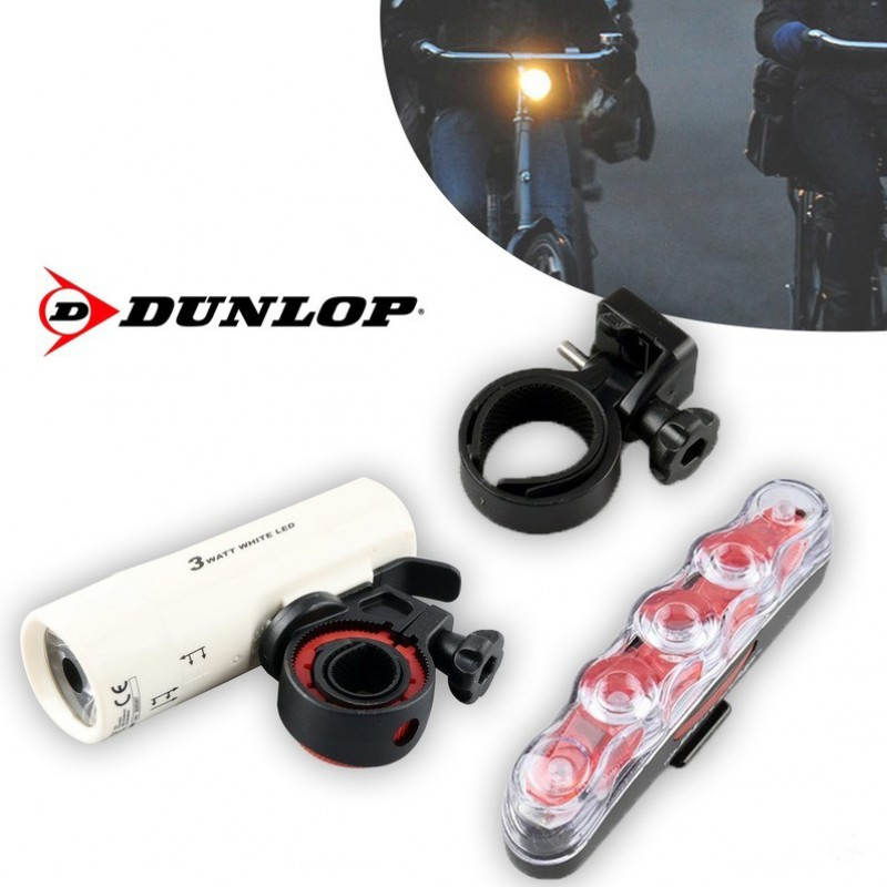One Day For Ladies - Fiets verlichting set met Led