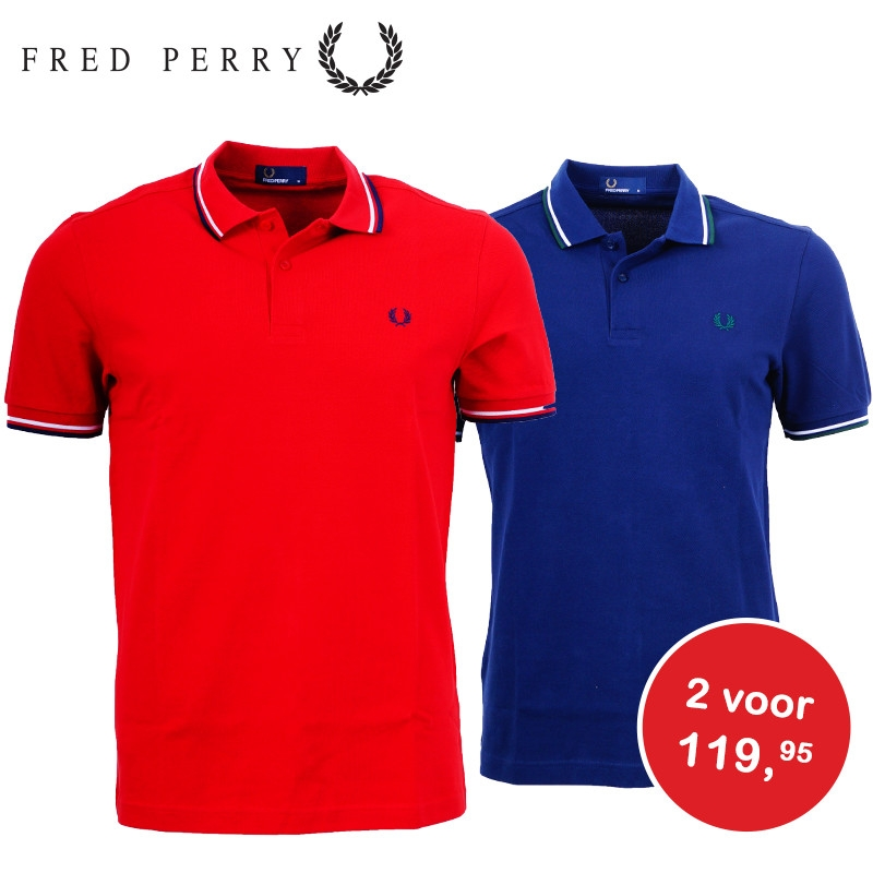One Day For Ladies - Fred Perry Polo Sale