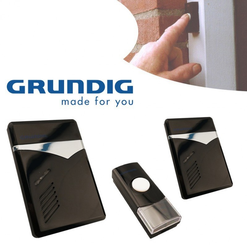 One Day For Ladies - Grundig deurbel twee ontvangers