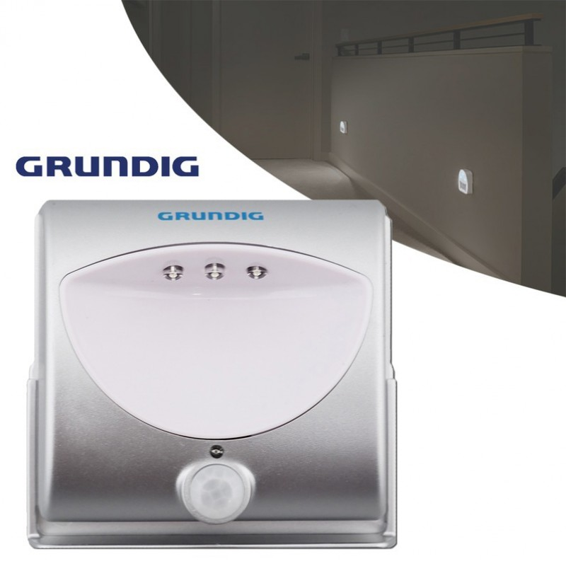 One Day For Ladies - Grundig Led bewegingslamp met sensor