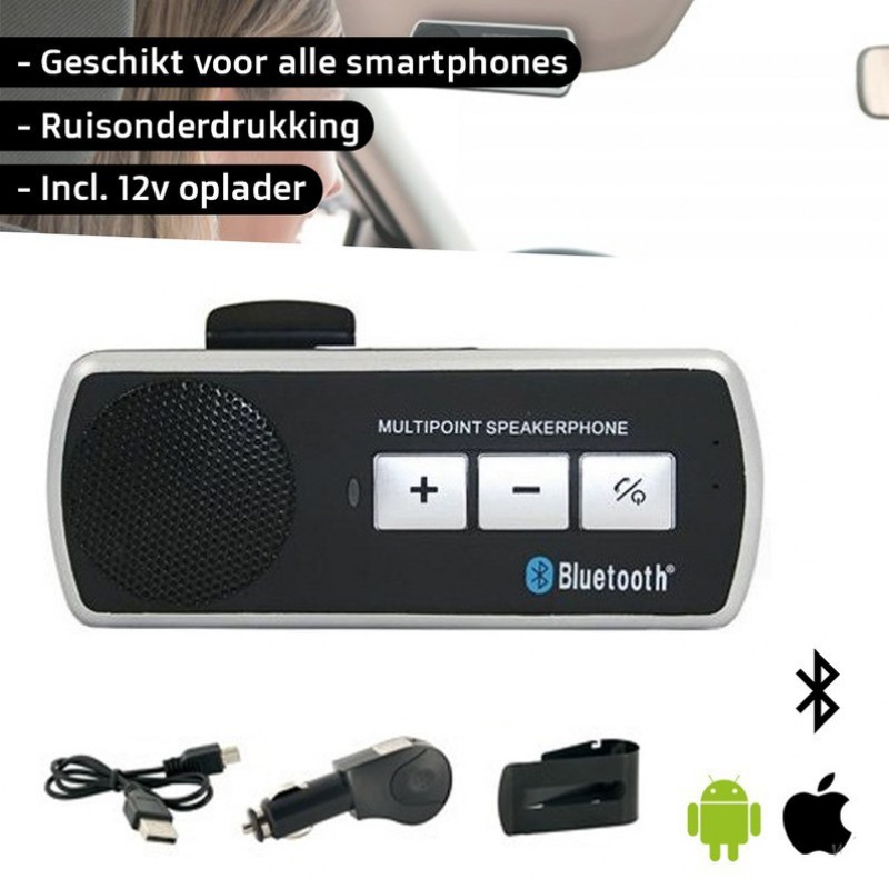 One Day For Ladies - Handsfree bluetooth carkit