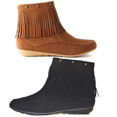 One Day For Ladies - Hippe Boho Boots