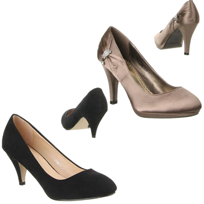 One Day For Ladies - Italiaanse pumps