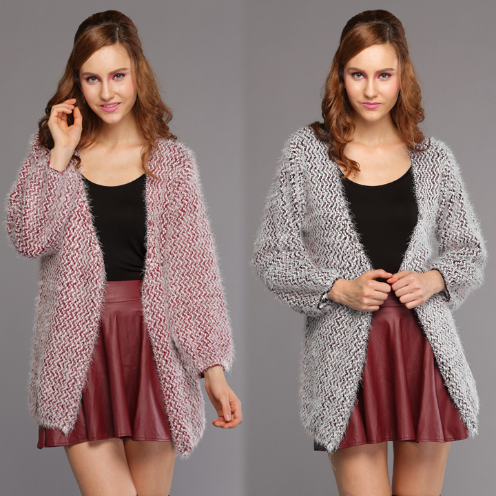 One Day For Ladies - Lange cardigan